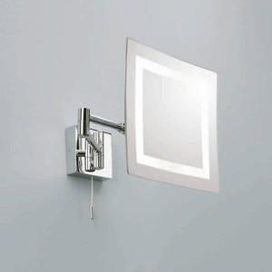 miroir lumineux et grossissant torino. Black Bedroom Furniture Sets. Home Design Ideas