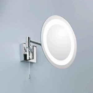 miroir lumineux et grossissant genova. Black Bedroom Furniture Sets. Home Design Ideas
