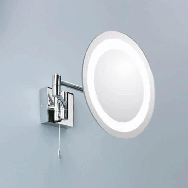 miroir lumineux et grossissant genova