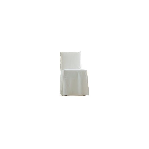 chaise ghost 23 de gervasoni. Black Bedroom Furniture Sets. Home Design Ideas