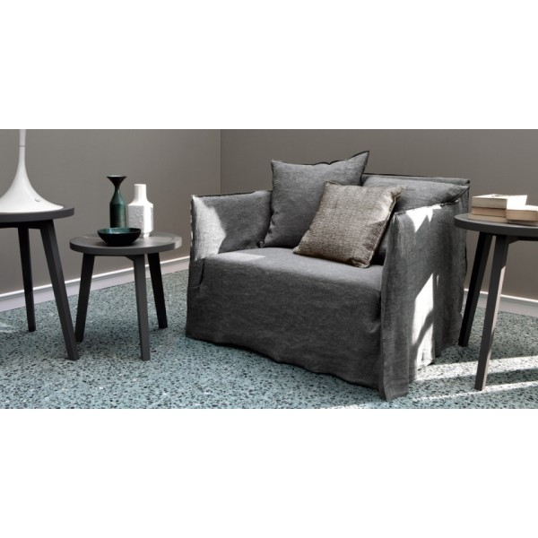 fauteuil ghost 09 de gervasoni. Black Bedroom Furniture Sets. Home Design Ideas