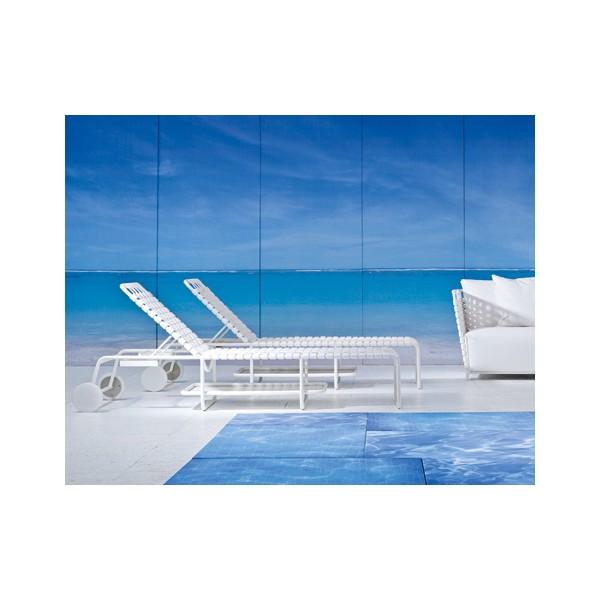 Bain de soleil inout 882 fw la maison chic - Bain de soleil piscine ...
