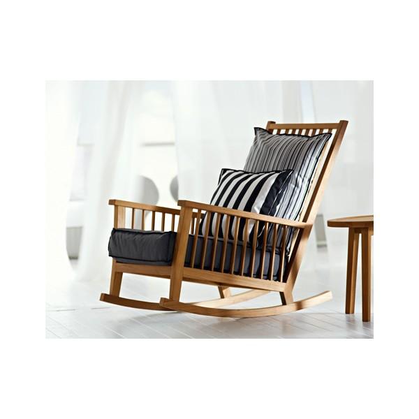 fauteuil bascule inout 709 la maison chic. Black Bedroom Furniture Sets. Home Design Ideas